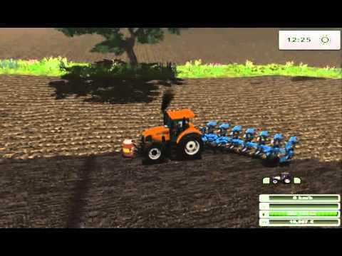 #4 Carrière suivie sur Big Polish Farm! | Travaille de terre avec le Renauld!