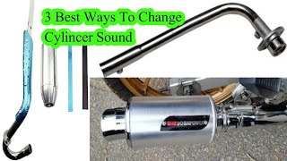 3 Best Ways To Change Cylincer Sound