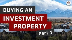 REAL ESTATE 2019 PART 1 - How To Buy A House (New Investment Rental Property!)