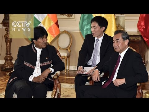 China promises to offer a 4.86 billion USD loan to Bolivia for infrastructure