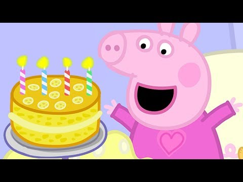 Peppa Pig in Hindi - Mera Janamdin ki Party - हिंदी Kahaniya - Hindi Cartoons for Kids