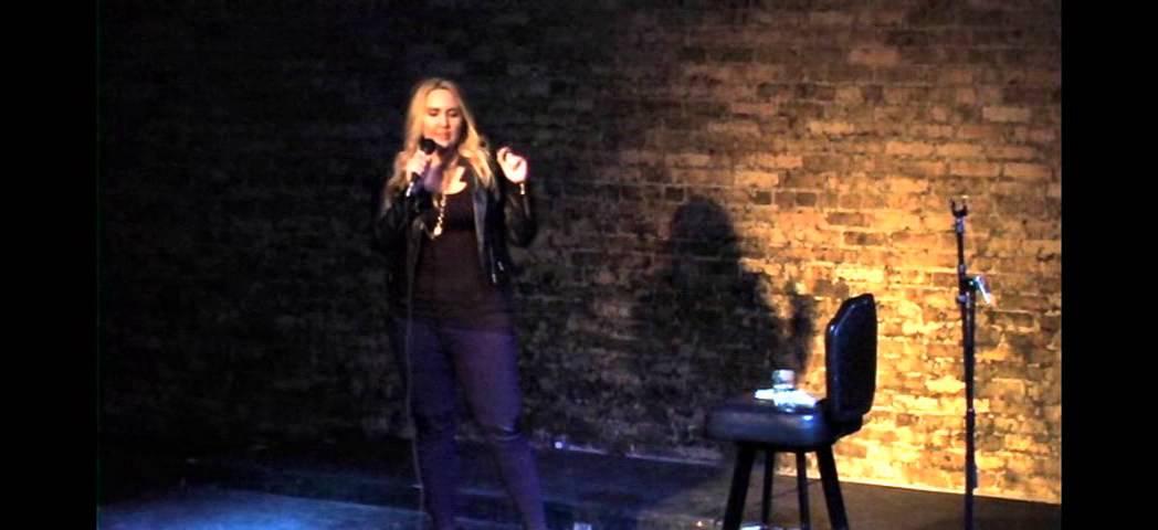 Courtney Buckwalter Stand-Up Lincoln Loft  Chicago 4/7/2015
