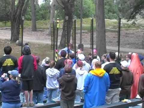12th Annual Beach Retreat 2005 - Start Walking