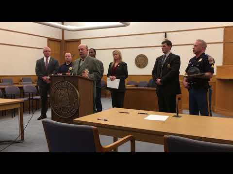Elmore County District Attorney Randall Houston Talks About Viral Child Porn Video Case