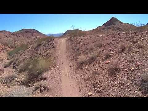 2017 Las Vegas Bootleg Canyon 2 girl scout 1
