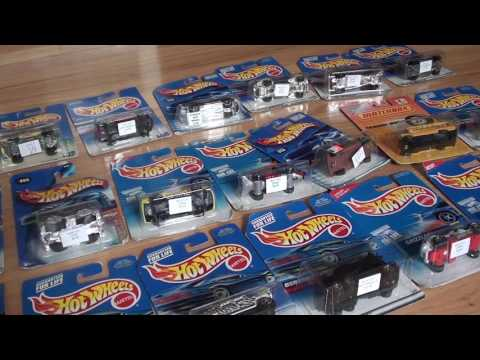 Hot Wheels Collector Finds Part 1 - Hot Wheels Video