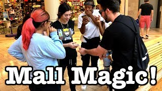 MALL MAGIC! | Close Up Magic