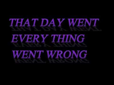 a day when everything went wrong