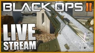 Black Ops 2 Multiplayer Livestream - Playing with Subscribers! (Call of Duty: BO2)