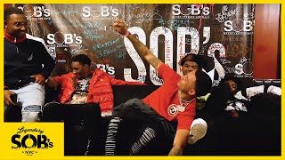 SOBxRBE on impacting the bay area, thoughts on NYC, dream collabs + MORE!!