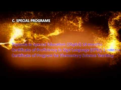 Cebu Normal University PRESENTATION - by FIAT DVP