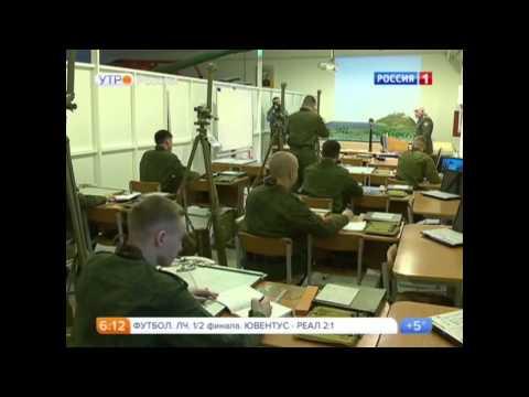 Учебные сборы 2015. Военная кафедра СамГТУ.