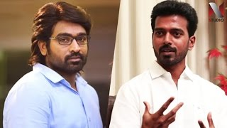 Vijay Sethupathi refered me for Kavan ! Actor Vikranth opens up | Kavan | K.V.Anand