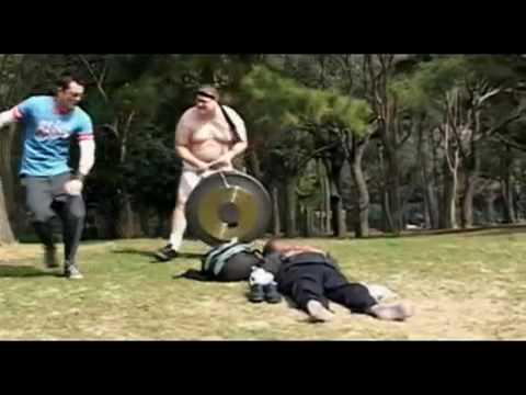 Jackass the movie 'behavior intervention