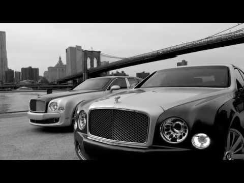 Bentley Ad Shot Using iPhone 5s, Assembled on iPad Air