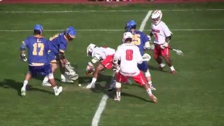 2016 Loyola Blakefield vs McDonogh Lacrosse Highlights