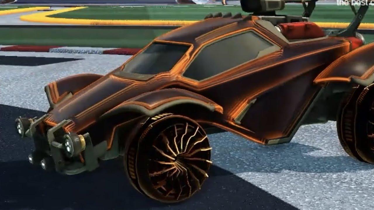 Apparently my wheels look like roach legs...