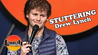 Stuttering Drew Lynch Stand Up Comedy