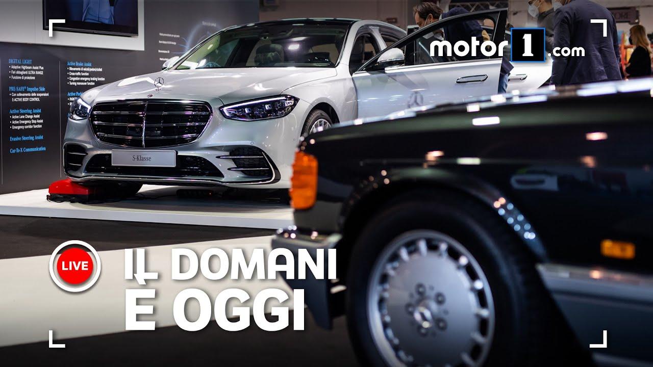 Download Mercedes Classe S, ammiraglia... da SEMPRE!
