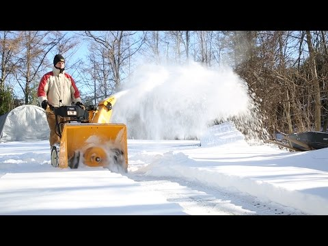 Snow Blower Buying Guide (Interactive Video) | Consumer Reports