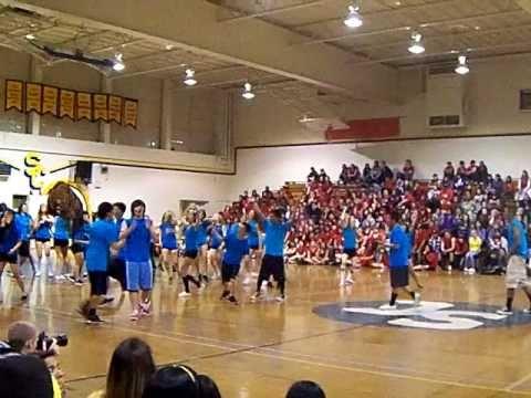 Santa clara high school botc sophomore dance youtube for Academy salon santa clara