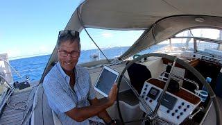 Sailing Bahamas, Sailing Exuma - George Town - HR54 Cloudy Bay - Feb'20. S20 Ep12