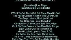 Eazy-E  - Boyz N The Hood (Clean HD Lyrics)