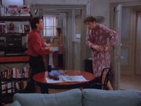 Kramer's shower problem