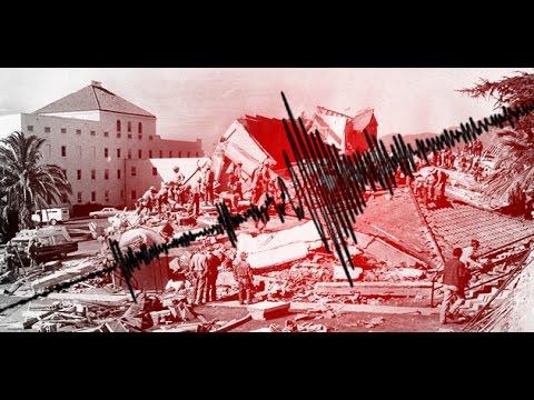 The San Fernando Earthquake, 1971