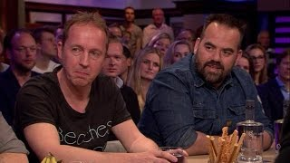 Edwin Evers vertrouwt sidekicks blind - RTL LATE NIGHT