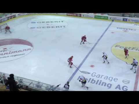 Highlights: SCRJ Lakers vs HCB Ticino Rockets