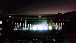 Musical Fountain Show (Let It Go) @Manila Ocean Park