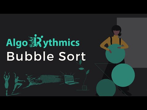 "Bubble-sort with Hungarian (""Csángó"") folk dance"
