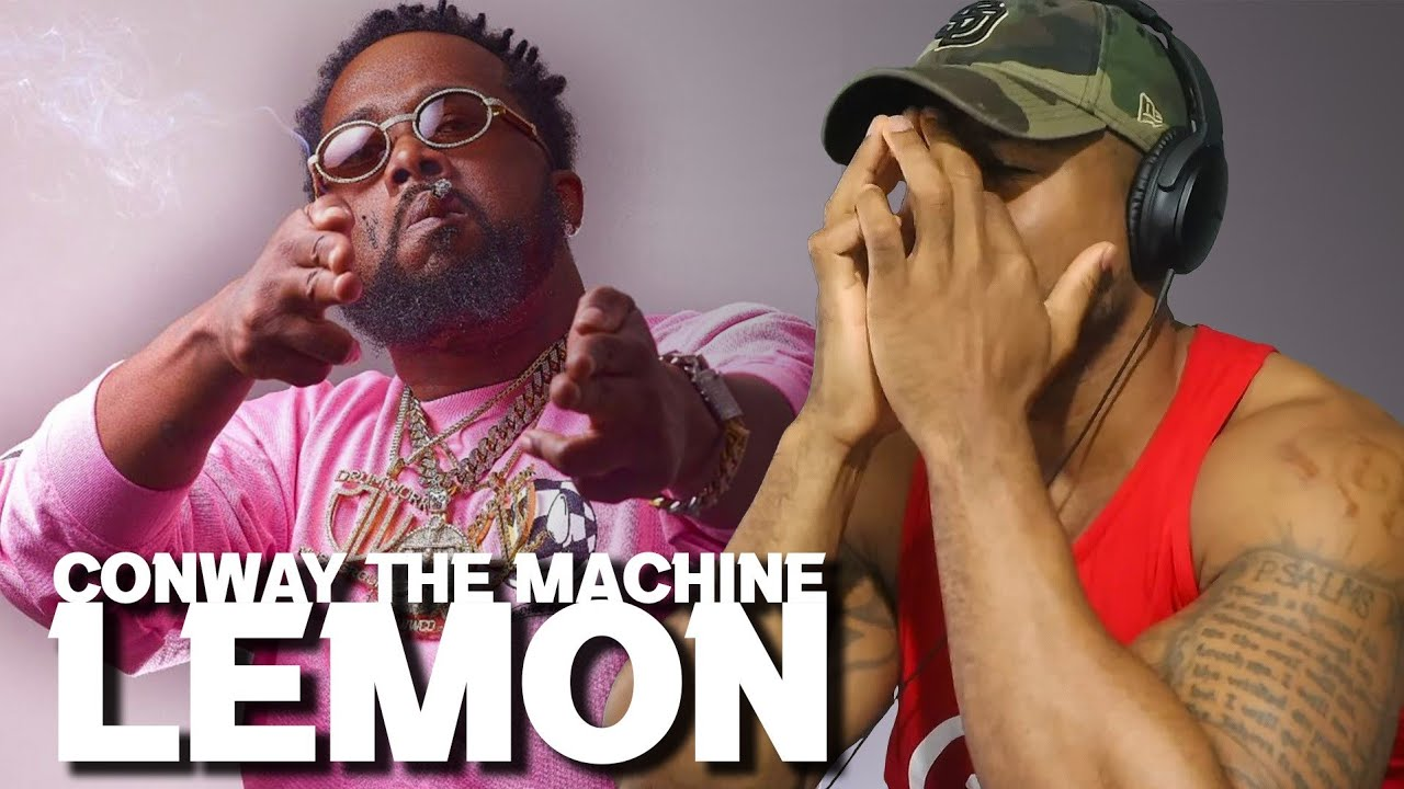 CONWAY THE MACHINE - LEMON FT. METHOD MAN - REACTION