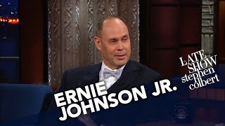 Ernie Johnson Jr. Is The Rogue Traffic Cop On 'Inside The NBA'