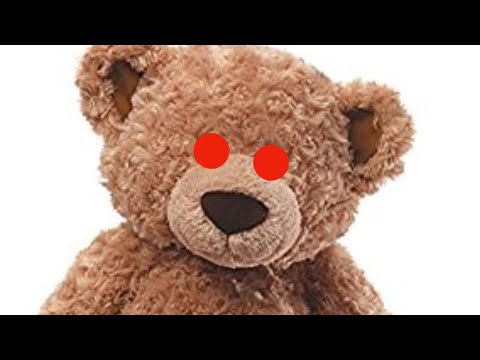 Evil Teddy Bear