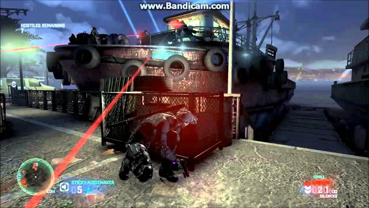 Splinter Cell: Blacklist İstanbul Türkiye Gameplay (Undetected)