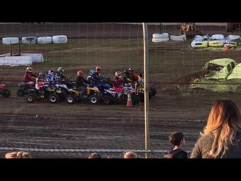 Marysville raceway quad racing 2018