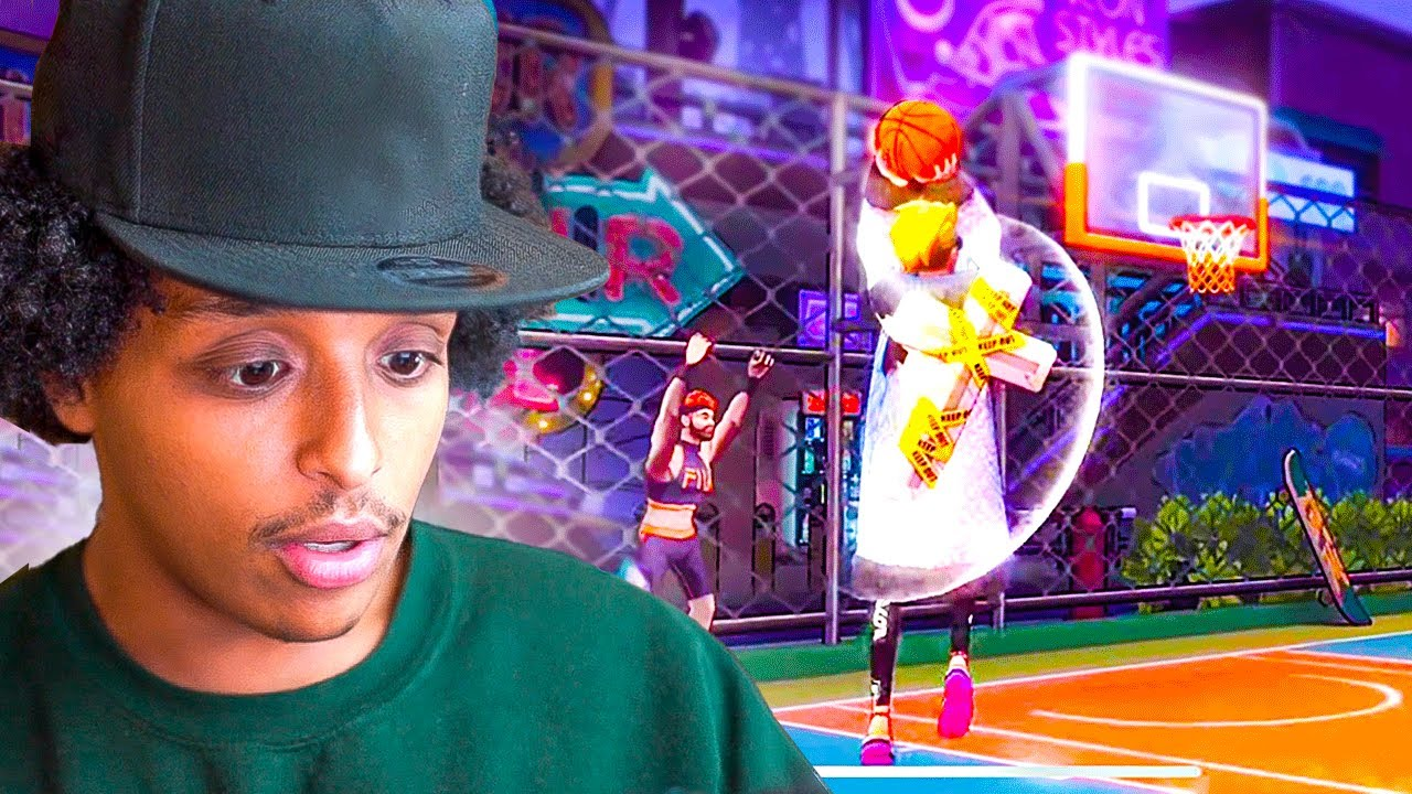 NBA 2K HAS A NEW COMPETITOR… AND IT'S NOT NBA LIVE