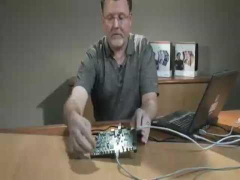 Spartan-6 FPGA SP601 Evaluation Kit Demo