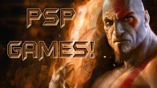 My Favorite PSP Games! - PART1