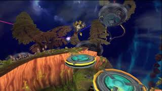 Ratchet and Clank : Up Your Arsenal -21- Obani Moons