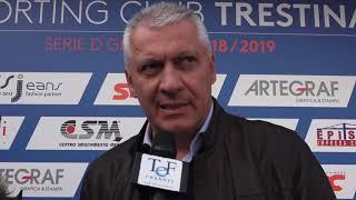 Serie D Trestina-Sinalunghese 2-0