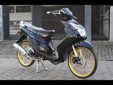 Motor Trend Modifikasi Video Modifikasi Motor Yamaha Mio