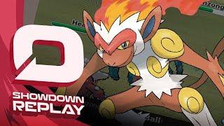 """SPL 9 WEEK 2"" aim. vs Tamahome! Pokemon DPP OU w/PokeaimMD"