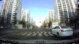 [HD] Dash cam : icatch(Made in KOREA).avi