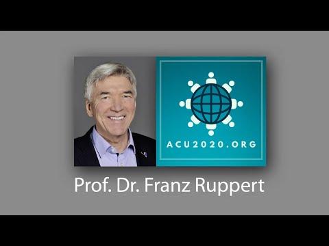 """www ACU2020 org - A2_Franz Ruppert_Keynote - Prof. Franz Ruppert """"Auswirkungen der Corona-Pandemie """""""