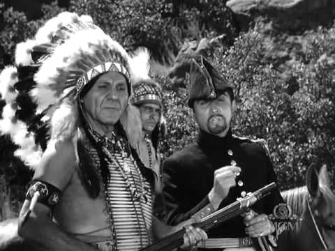 Frontier Uprising 1961 Full Length Western Movie