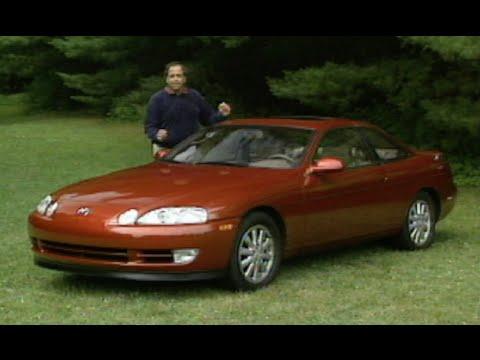 MotorWeek | Retro Review: 1991 Lexus SC 400