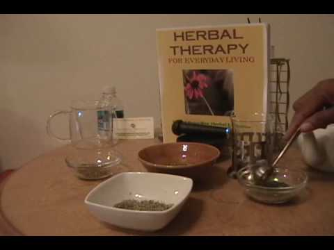 Natural Healing For The Brain & Spinal Cord With Herbal Therapy